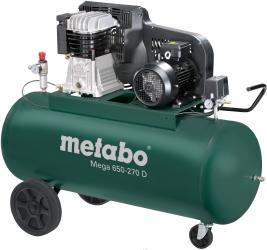 Фото поршневого компрессора Metabo MEGA 650-270 D