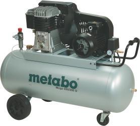 Фото поршневого компрессора Metabo MEGA 650/200 D