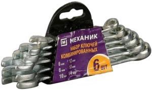 Набор комбинированных ключей Механик 27016-H6 SotMarket.ru 480.000