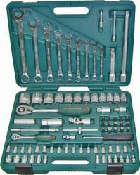 Фото набора инструментов JONNESWAY S04H52482S 82 предмета для автомобиля