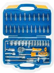 Фото набора инструментов Kraft 700618 46 предметов для автомобиля