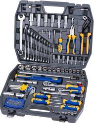 Фото набора инструментов Kraft 700679 120 предметов для автомобиля