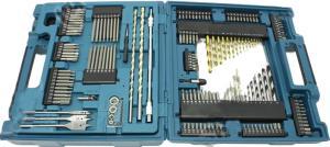 Фото набора инструментов Makita D-37194 200 предметов