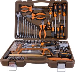 Фото набора инструментов OMBRA OMT101S 101 предмет для автомобиля