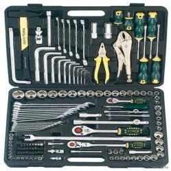Фото набора инструментов СЕРВИС КЛЮЧ 11142 142 предмета для автомобиля