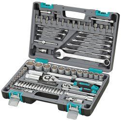 Фото набора инструментов STELS 14105 82 предмета для автомобиля