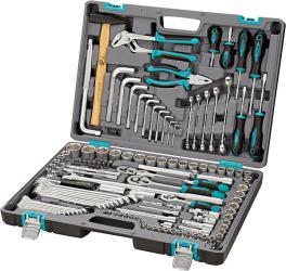 Фото набора инструментов STELS 14107 142 предмета для автомобиля