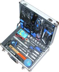 Фото набора инструментов UNIPRO U-145 88 предметов для автомобиля
