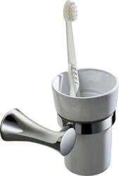 фото Стакан для зубных щеток IDDIS Vico Lux VICSBC1I45