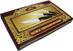 Фото набора ножей Добрыня DO-1113