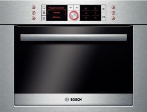 Фото встраиваемой электрической духовки Bosch HBC86K753