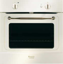 Фото встраиваемой газовой духовки Hotpoint-Ariston 7OFHR G (OW) RU/HA