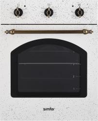 Фото встраиваемой электрической духовки Simfer B 4304 YERU