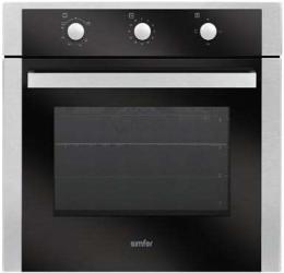 Фото встраиваемой газовой духовки Simfer B 6102 UGRB