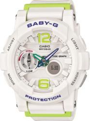 Фото женских часов Casio G-Shock BGA-180-7B2