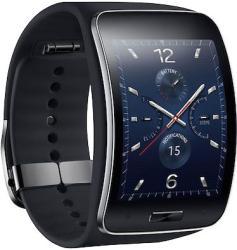 Фото сенсорных часов Samsung Gear S SM-R750