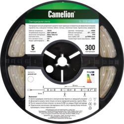 Фото светодиодная лента Camelion SL-3528-60-C06 синяя, 3528, 60 LED, 12V, IP20