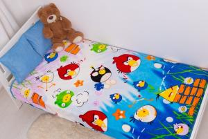 Плед Sleepy Kids Angry Birds 2 0072 SotMarket.ru 1190.000