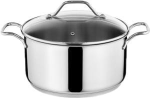 Фото набора посуды Tefal A702S674 из нержавеющей стали