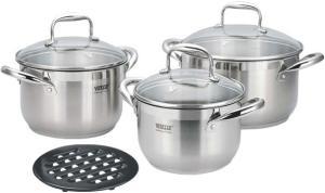 Фото набора посуды Vitesse VS-1551 из нержавеющей стали