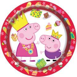 фото Набор тарелок Росмэн Peppa Pig 24755