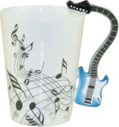Фото белой кружки Эврика Музыкальные инструменты 3