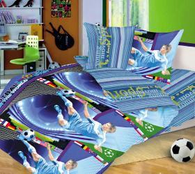 Детское постельное белье Текс-Дизайн Бамбино Пенальти 1130А192411 SotMarket.ru 1360.000