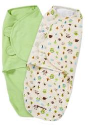 фото Summer Infant SwaddleMe 74340 74 х 52 см 2 шт