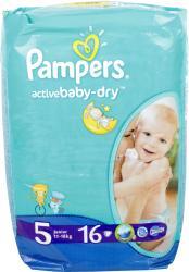 Pampers Active Baby Junior 11-18 кг 16 шт SotMarket.ru 510.000