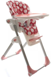 Фото стульчика для кормления Joie Mimzy Apple Dot