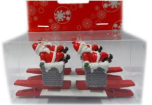 фото Феникс Новогодняя прищепка Рождество 34371