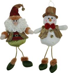 фото Русские подарки Дед Мороз/Снеговик 175706