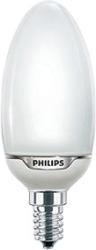 фото Энергосберегающая лампа Philips 8W E14