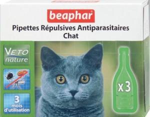 Капли на холку Beaphar Bio Spot On для кошек SotMarket.ru 480.000