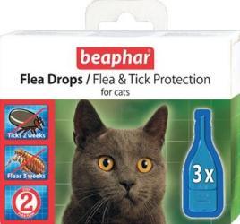 Капли на холку Beaphar Flea Drops для кошек SotMarket.ru 490.000