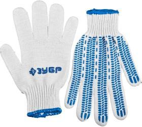 Рабочие перчатки ЗУБР 11452 SotMarket.ru 120.000