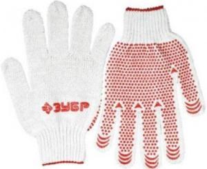 Рабочие перчатки ЗУБР 11456 SotMarket.ru 120.000