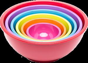 фото Набор мисок Zak Designs Color 1780-5130