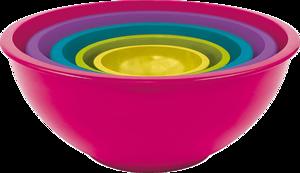 фото Набор мисок Zak Designs Color 1791-A550