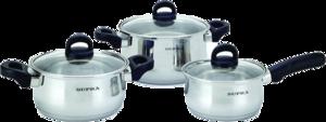 фото Набор посуды SUPRA DENCO SDS-0626Kit