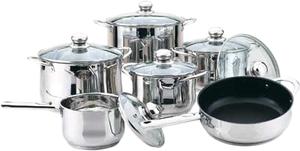фото Набор посуды Bekker DeLuxe BK-2854