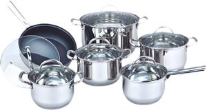 фото Набор посуды Bekker DeLuxe BK-2881