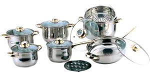 фото Набор посуды Bekker Jumbo BK-949