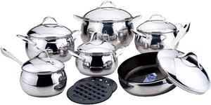 фото Набор посуды Bekker Premium BK-2579
