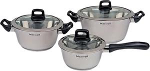 фото Набор посуды Maxwell MLS-301
