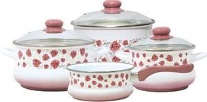 фото Набор посуды Metrot Розалия 9595 097322