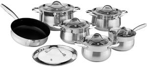 Фото набора посуды Smakfest Welle 110001 из нержавеющей стали