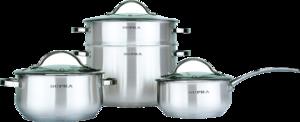 фото Набор посуды SUPRA ARATA SAS-0799Kit