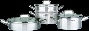 фото Набор посуды SUPRA UMAI SUS-0689Kit