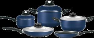 фото Набор посуды Pensofal Inoxal Biotank-Set 9 Frypans 20-26 Saucepan 16 1H 20 PastaSi PEN6533
